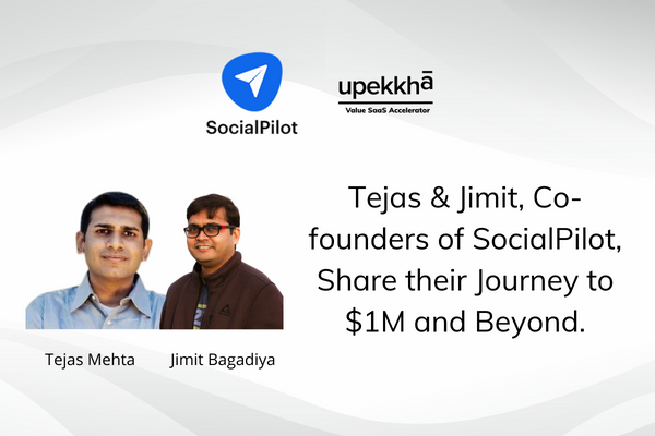 How SocialPilot Reached $1 Million in Recurring Revenue Without Burning its Equity
